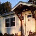 craftsman porch on ranch 1