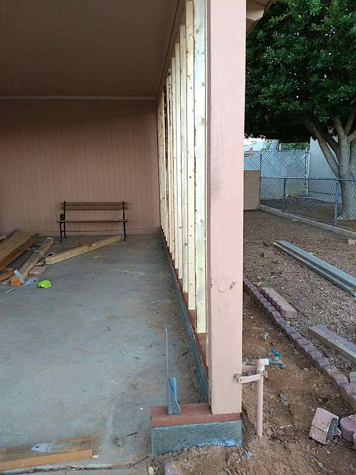 garage framing contractor scottsdale