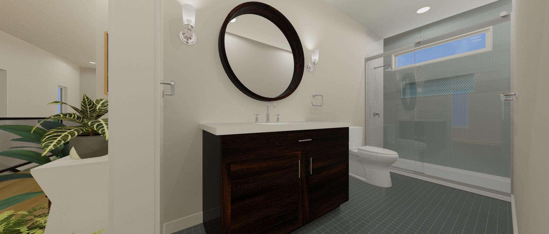 phoenix modern bathroom design