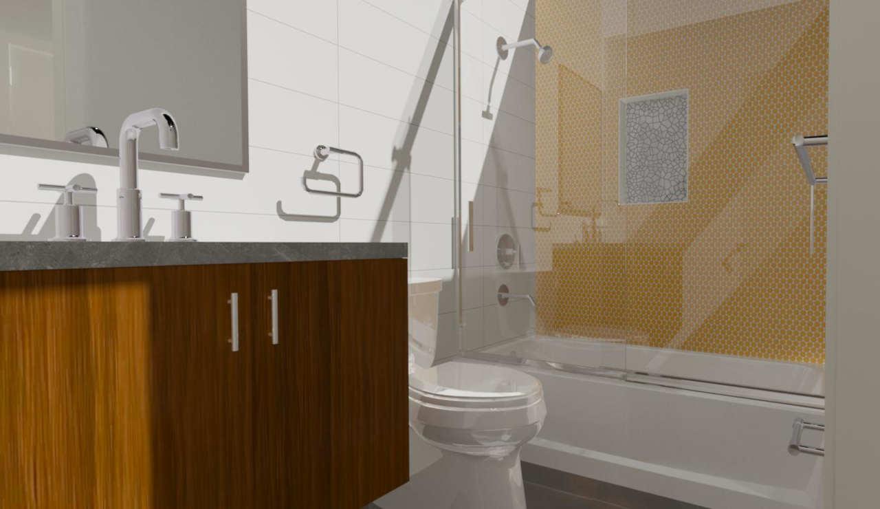 scottsdale modern bathroom design