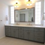 modern farmhouse luxury bathroom scottsdale