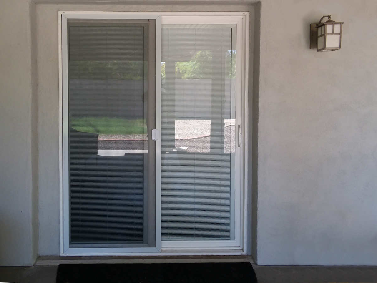 patio door installation in scottsdale
