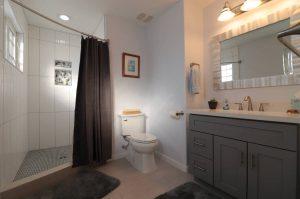 guest bathroom remodel in scottsdale